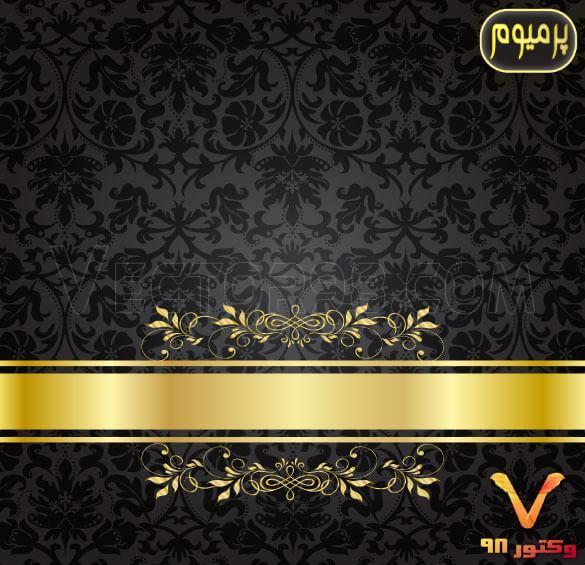 Dark-luxury-golden-template