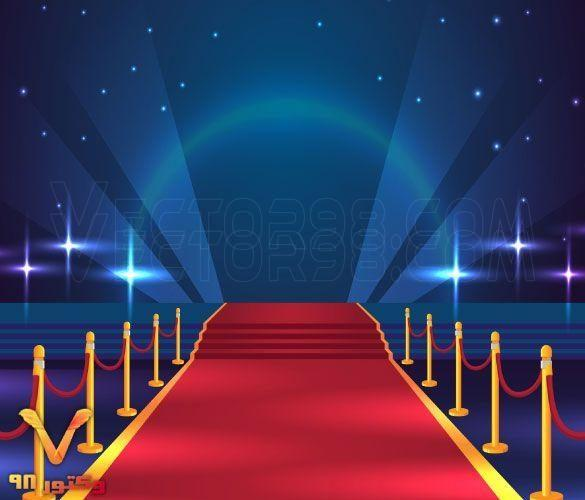 Red-carpet-background-in-realistic-style