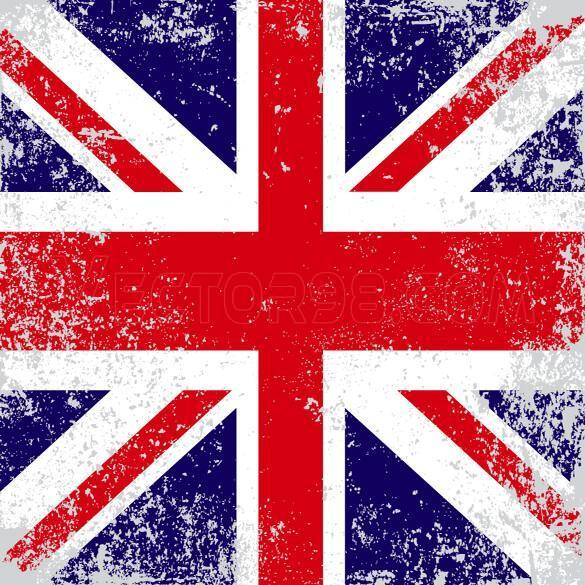 وکتور پرچم گرافیکی انگلستان
