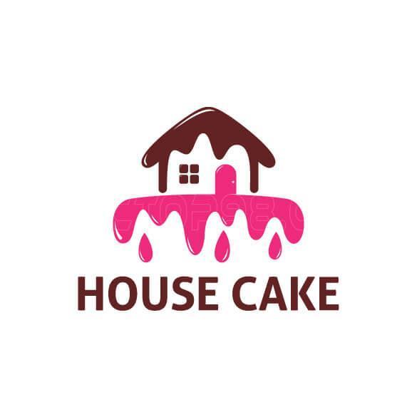 لوگو خانه کیک
